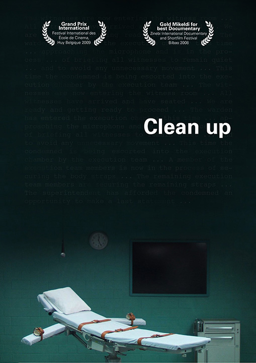 Cleanup-Poster
