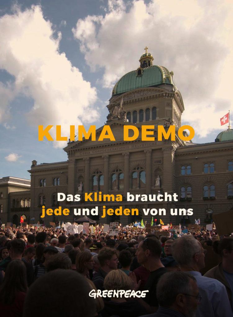 Klima_Demo_Poster