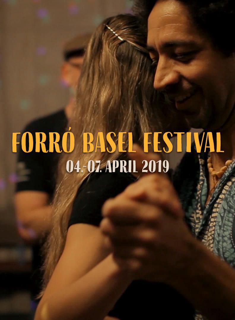 Poster Forro Basel Festival 2019
